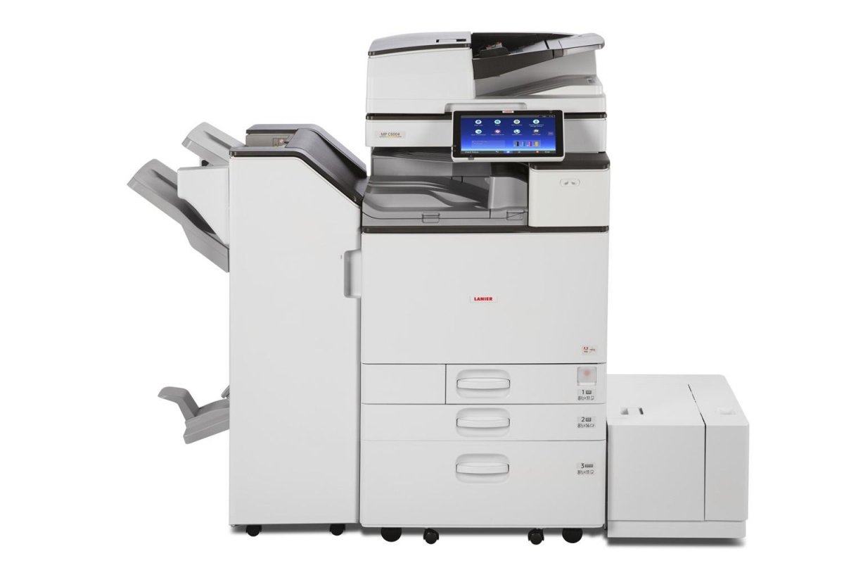 Lanier MP C6004 MFP